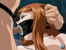 Naruto Hentai: The black widow is a fearsome creature, a seductive woman